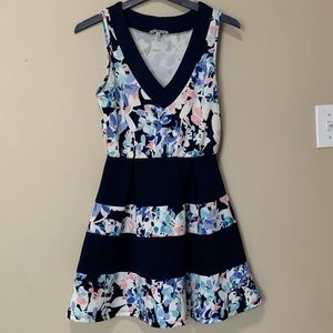 Charlotte Russe Artsy Dress !